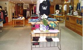 Indigo - store interior picture